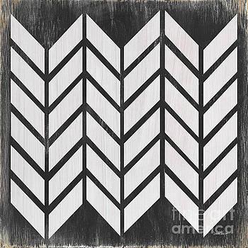 Black and White Quilt by Debbie DeWitt