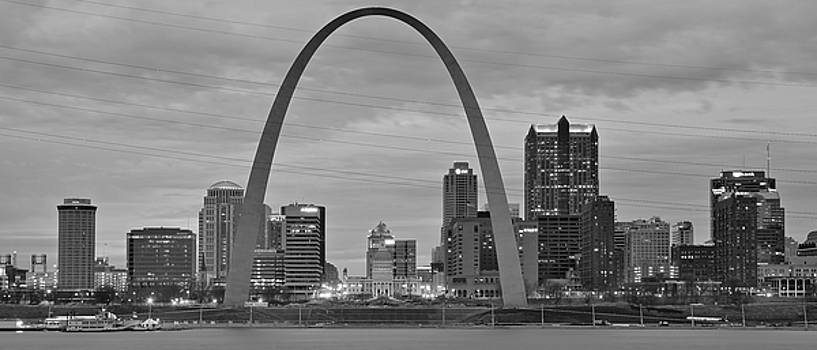 Frozen in Time Fine Art Photography - Black and White St Louis 2016