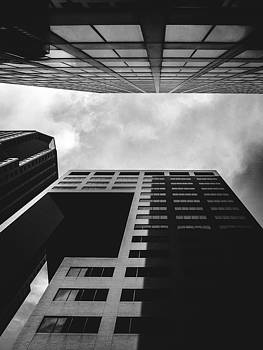 Black and White St. Louis Architecture by Dylan Murphy