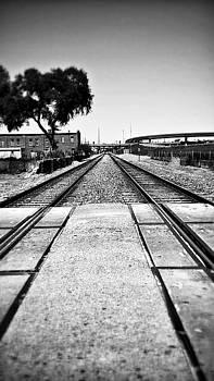 Black And White Tracks by Dustin Soph
