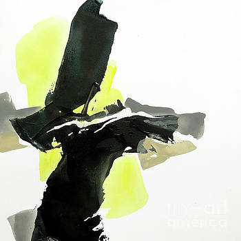 Black and Yellow 4 by Chris Paschke