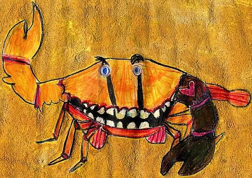 bLAck aRm cRAb by Simon Shepherd