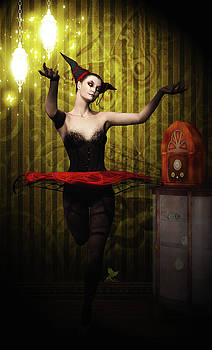 Black Ballerina by Sister of Darkness