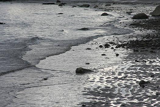 Black Beach by Su Ferguson - Don Burkheimer