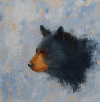 Black Bear by Monica Burnette