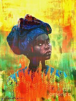 Black Beauty by Vannetta Ferguson