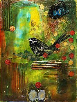 Black Bird Come Home by Ishita Bandyo