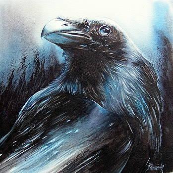 Black Bird by Fabien Petillion