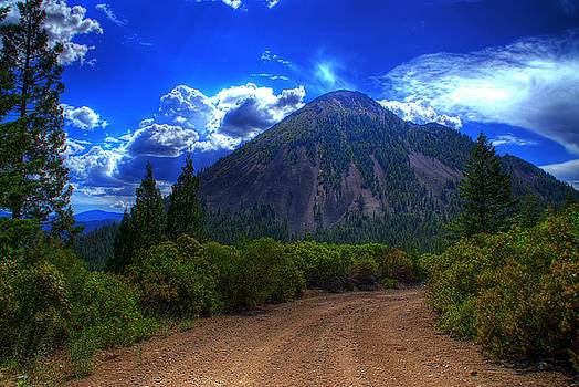 Black Butte by Tom Melo