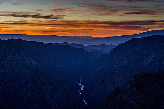 Black Canyon of the Gunnison by Linda Storm