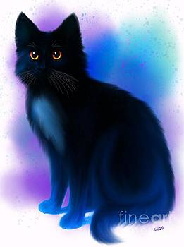 Black Cat Blues for You by Nick Gustafson