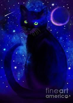 Black Cat Blues  by Nick Gustafson