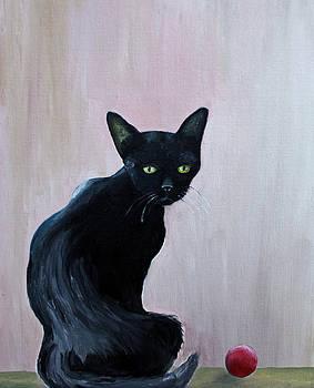 Black Cat by Ruben  Flanagan