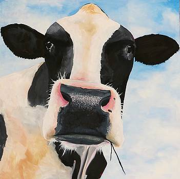 Black Cow by Lori A Johnson
