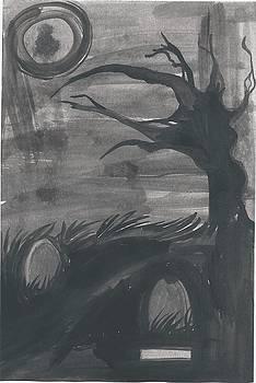 Black by Crystal Guzman