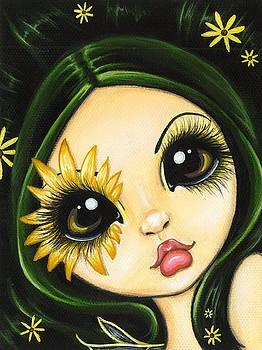Black-Eyed Susan by Elaina  Wagner