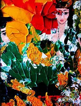 Black Eyes by Carmen Doreal
