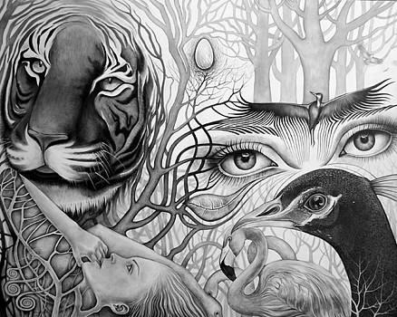 Black Forest by Fatima Azimova