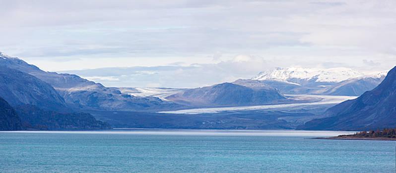 Ramunas Bruzas - Black Glacier Panorama