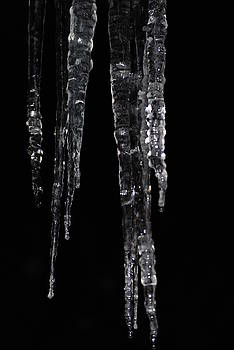Black Ice by Peter  McIntosh