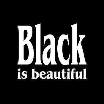 Art America Gallery Peter Potter - Black Is Beautiful Design