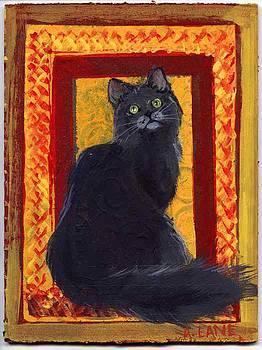 Black Kitty by Aletha Jo Lane