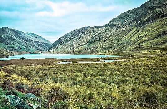 Black Lake  by Chris Hood