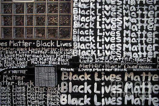 Walter Oliver Neal - Black Lives Matter Wall 1 of 8