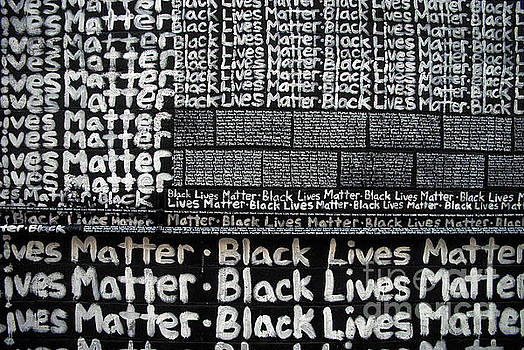 Walter Oliver Neal - Black Lives Matter Wall 2 of 8