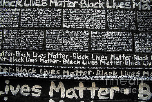 Walter Oliver Neal - Black Lives Matter Wall 4 of 8