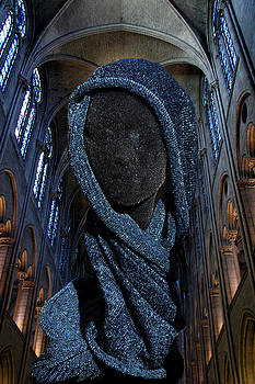 Black Madonna by Lisa Yount