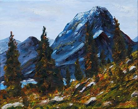 Black Mountain by Brian Hustead