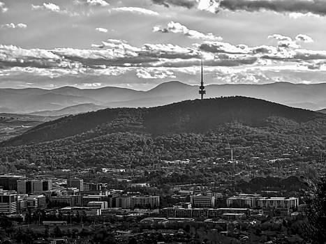 Steven Ralser - Black Mountain - Canberra - Australia