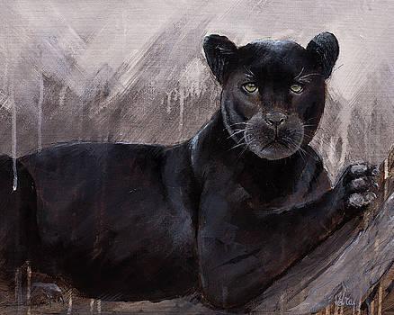 Black Panther  by Gray Artus