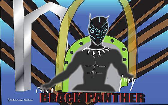 Black Panther by Michael Chatman