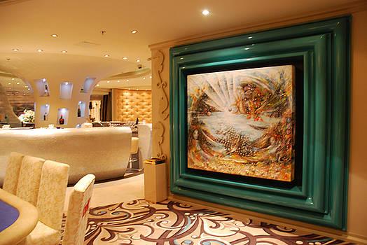 Black Pearl at Bora Bora casino Bucharest by Natalia Koreshkova Pietsch