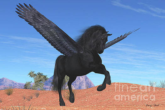 Corey Ford - Black Pegasus