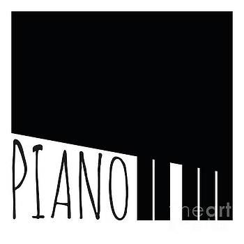 Benjamin Harte - Black piano