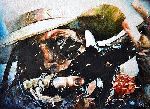 Black Powder by Traci Goebel