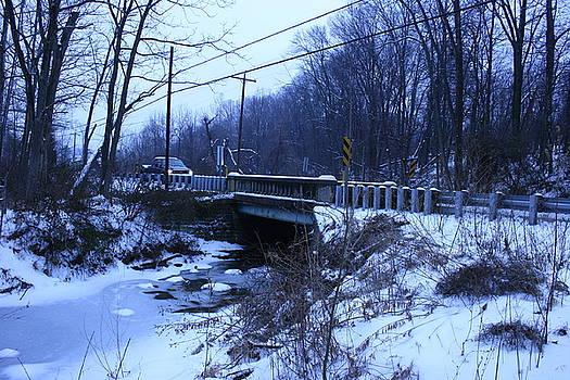 Black Rock Bridge by William Albanese Sr