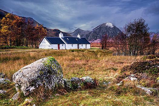 Black Rock Cottage by John Frid