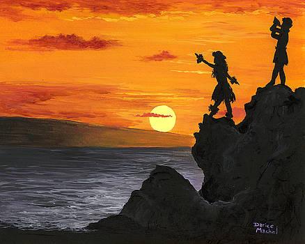 Black Rock Maui by Darice Machel McGuire