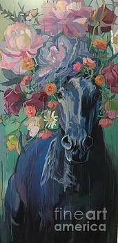 Kimberly Santini - Black Rose