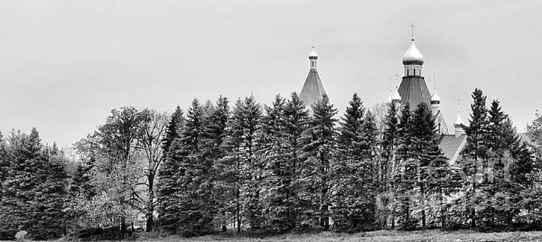 Chuck Kuhn - Black Russian Church