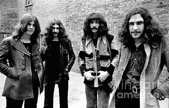Chris Walter - Black Sabbath 1970 #4