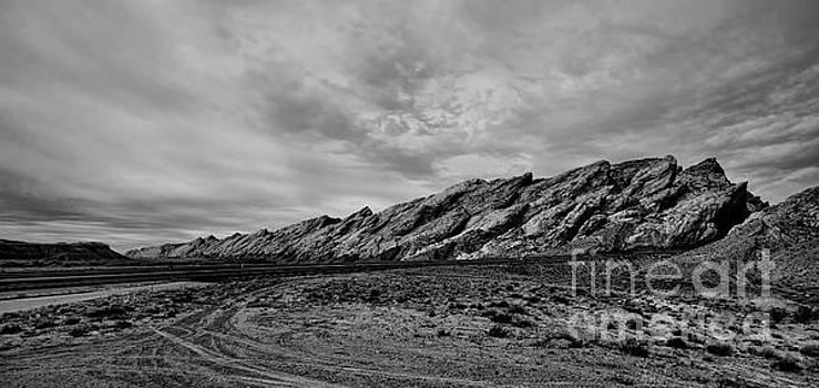 Chuck Kuhn - Black San Rafael Reef Utah USA