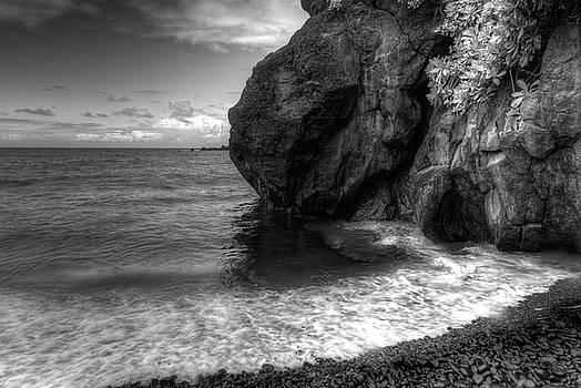 Black Sand Beach by Break The Silhouette