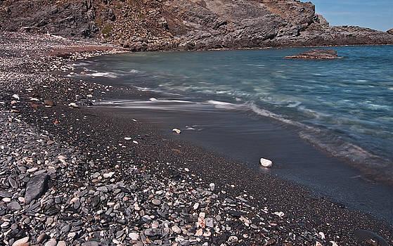 Pedro Cardona Llambias - Black sand beach