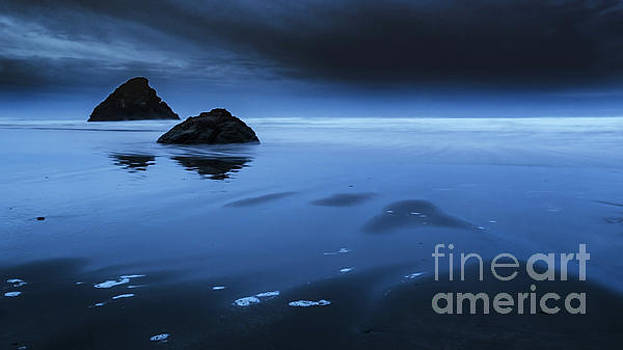 Black Sand Glow by Along The Trail
