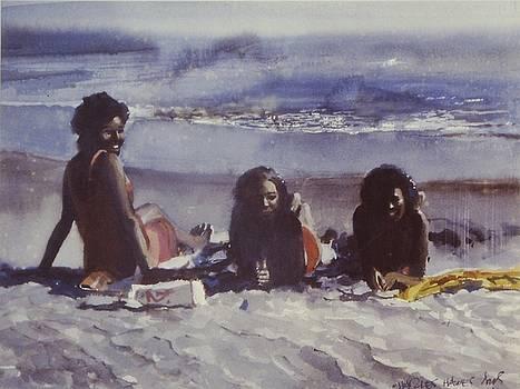 Black Sands by Charles Hawes